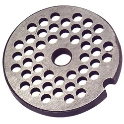 Placa Máquina Carne Elma Numero 10 De 6 mm.