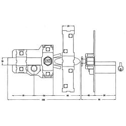 Máquina De Picar Carne Elma Nº 5 Plastico