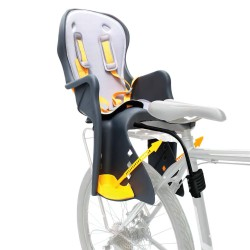 Sillita Posterior Niño Para Bici