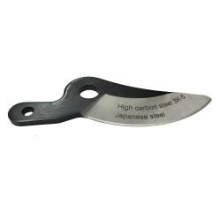 Cojin Azul / Blanco Silla Reclinable 110x48x2,5 cm.
