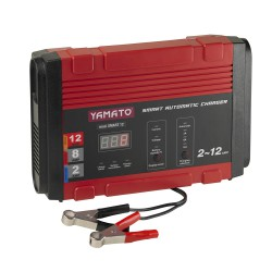 Carga baterias Inverter 12V. / 2 a 12 Amp