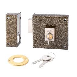 Soporte Estanteria Tornillo Pequeño Marron (Caja 100 unidades)