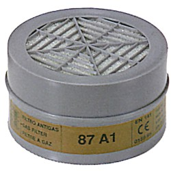 Filtro A1(Gases/Vapores Orgánicos)