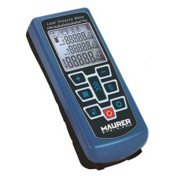 Medidor Laser Maurer Plus