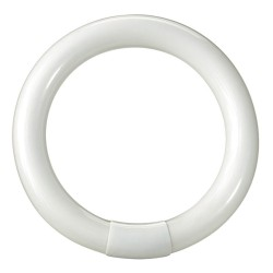 Tubo Fluorescente Circular Trifósforo T9 22 W. 216 mm.
