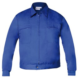 Chaqueta De Trabajo Azul Talla 50