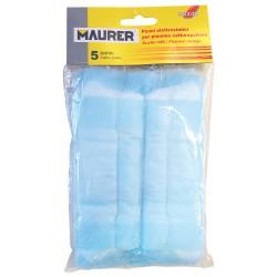 Cartel Riesgo Caida De Objetos 30x21 cm.