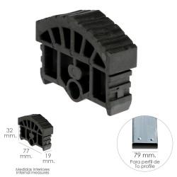 Bote Polvo Tiralineas Wolfpack 1000 Gramos.