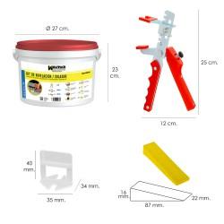 Rejilla Ventilación Atornillar 15x15 cm. Aluminio Color Marrón