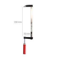 Cerradura Lince 5557         Inoxidable / 60 mm.