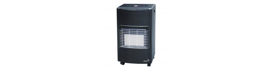 Estufas eléctricas y gas infrarrojos